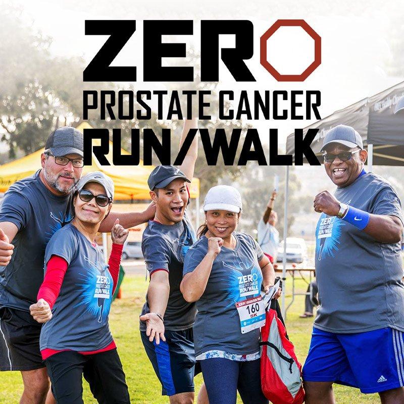 zero prostate cancer